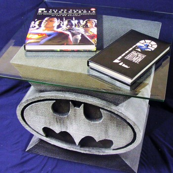 Batman Symbol Table 1