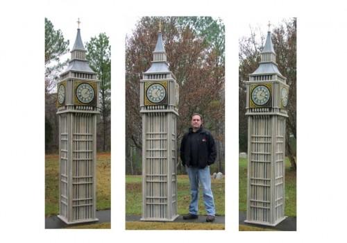 Big Ben Replica