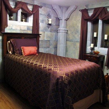 Castle Bedroom 1