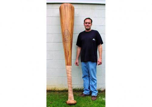 Large Baseball Bat