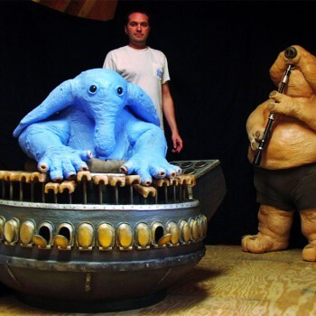 Star Wars Max Rebo Band 1