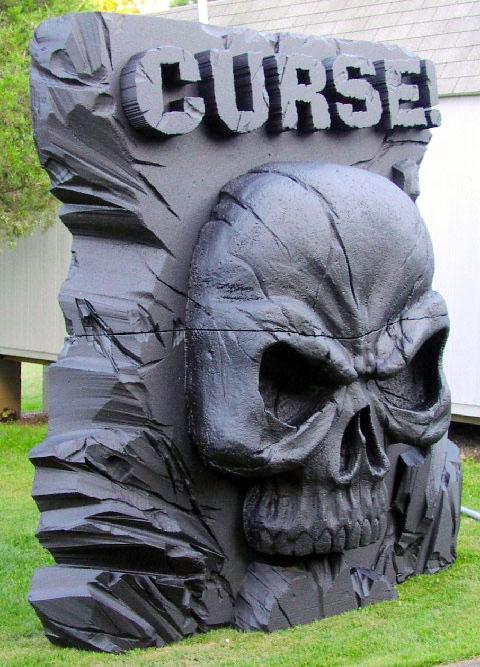 "Skull Tradeshow Booth ""Sneak Peak"" 2"