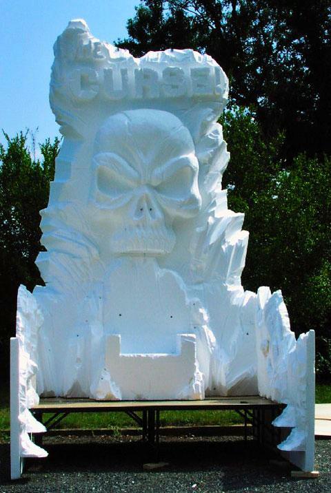 "Skull Tradeshow Booth ""Sneak Peak"" 3"