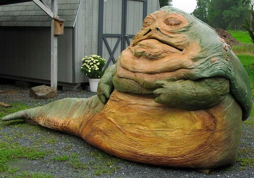 Star Wars Jabba The Hutt 1