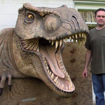 T-Rex Universal Studios